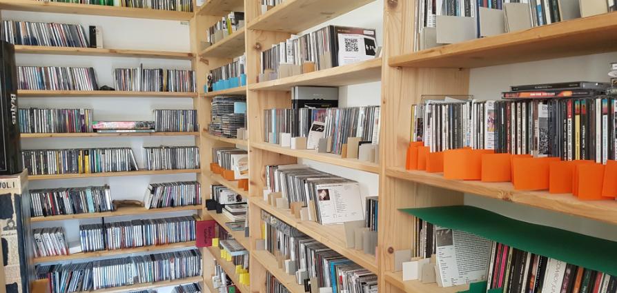 Foto: Archiv für Moderne Musik - Sammlung