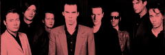 Portrait von Nick Cave And The Bad Seeds