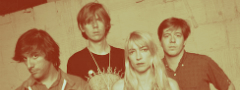 Portrait von Sonic Youth