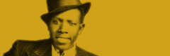 Portrait von Robert Johnson