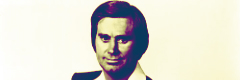 Portrait von George Jones
