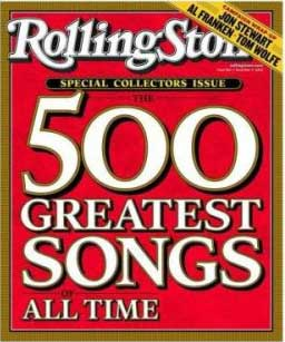 Cover des Rolling Stone Magazines im November 2004